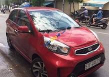 Bán Kia Morning Si AT đời 2017, màu đỏ, các chức năng theo xe đầy đủ và ổn định