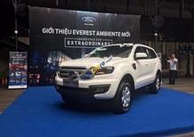 Bán ô tô Ford Everest 2.2L 4x4 AT sản xuất 2017, màu trắng, nhập khẩu