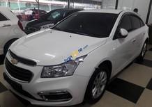 Bán Chevrolet Cruze LT 1.6 MT năm sản xuất 2016, màu trắng chính chủ, giá chỉ 460 triệu