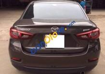 Bán Mazda 2 1.5AT đời 2016, màu nâu, xe đăng ký biển số thành phố, lăn bánh hơn 10.000km