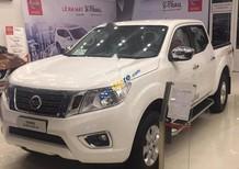 Bán Nissan Navara EL 2.5 AT 2WD năm sản xuất 2017, màu trắng, nhập khẩu