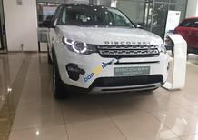 Bán ô tô LandRover Discovery Sport HSE sản xuất năm 2017, màu trắng, nhập khẩu
