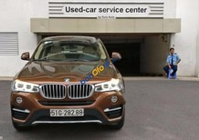 Bán BMW X4 xDrive20i đời 2016, màu nâu, nhập khẩu