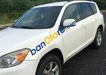 Cần bán lại xe Toyota RAV4 năm sản xuất 2007, màu trắng