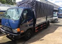 Bán xe tải Hyundai / xe tải HD 350 chạy trong thành phố, thùng to dài giá rẻ nhất, KM 100 TB