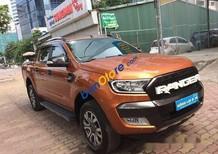 Cần bán xe Ford Ranger Wildtrak 3.2 4x4 AT sản xuất năm 2016