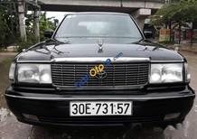 Bán Toyota Crown đời 1993, màu đen, xe nhập, 125 triệu