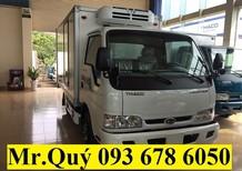 Xe tải Thaco Kia đông lạnh tải trọng 2 tấn mới 2017