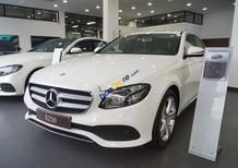 Bán Mercedes E250 sản xuất 2017, màu trắng giá tốt