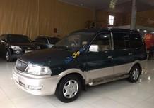 Cần bán gấp xe cũ Toyota Zace GL năm 2002