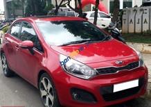 Cần bán lại xe Kia Rio 1.4AT sản xuất 2014, màu đỏ
