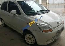 Cần bán xe Daewoo Matiz sản xuất năm 2005, màu trắng