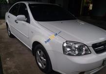 Bán xe Daewoo Lacetti EX năm 2011, màu trắng số sàn, giá chỉ 266 triệu