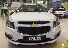 Chevrolet Cruze 2018, trả góp 95%, chỉ cần 86tr, giảm trực tiếp 80tr, đủ màu giao ngay, LH: Mr Quyền 0961.848.222