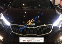 Cần bán xe Kia K3 1.6 AT sản xuất năm 2015, màu đen