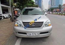 Cần bán lại xe Lexus GX 470 năm sản xuất 2005, màu bạc