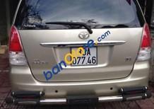 Bán ô tô Toyota Innova MT sản xuất năm 2009