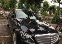 Cần bán xe Mercedes C250 Exclusive sản xuất năm 2015, màu đen