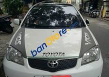 Cần bán gấp Toyota Vios năm sản xuất 2008, màu trắng, giá tốt