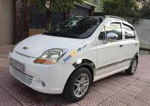 Cần bán lại xe Chevrolet Spark LT 0.8 MT sản xuất năm 2009, màu trắng