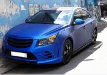 Cần bán xe Chevrolet Cruze LTZ sản xuất 2011, màu xanh lam chính chủ