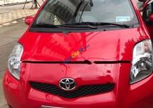 Bán Toyota Yaris năm sản xuất 2008, màu đỏ, xe nhập