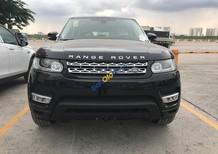 Bán ô tô LandRover Range Rover Sport SE 2017 màu đen, 0918842662