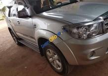 Bán ô tô Toyota Fortuner sản xuất năm 2009, màu bạc, giá chỉ 595 triệu