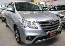 Bán Toyota Innova 2.0E sản xuất 2016, màu bạc, giá tốt
