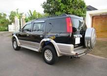 Cần bán xe Ford Everest đời 2005, xe màu đen, máy dầu