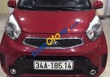 Cần bán lại xe Kia Morning MT năm sản xuất 2017, màu đỏ