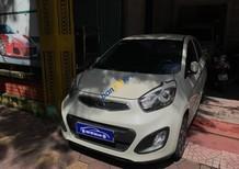 Bán Kia Morning 1.0 AT năm sản xuất 2011, màu trắng, xe nhập
