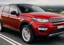 Bán giá xe LandRover Discovery Sport HSE 2017 màu đỏ, xe nhập giao ngay 0918842662