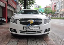 Bán Daewoo Lacetti CDX 1.8 AT năm sản xuất 2011, màu trắng, nhập khẩu, giá chỉ 370 triệu