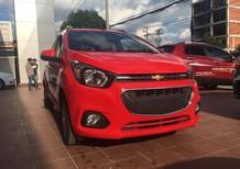 Cần bán xe Chevrolet Spark LT đời 2018, màu đỏ
