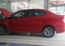 Bán ô tô Mitsubishi Attrage 1.2 CVT 2017, màu đỏ, có bán trả góp liên hệ 0906.884.030