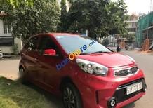 Bán xe Kia Morning Si sản xuất 2016, màu đỏ