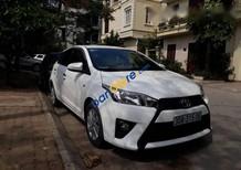Bán xe Toyota Yaris E sản xuất năm 2014, màu trắng chính chủ, giá chỉ 590 triệu