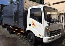 Cần bán Hyundai Veam VT260 trọng tải 1,9 tấn, thùng dài 6m1, màu trắng, giá chỉ 400 triệu