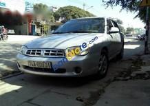 Bán Kia Spectra 2004, màu bạc, xe đẹp bao rút hồ sơ