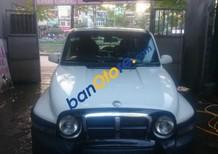 Bán ô tô Ssangyong Korando MT sản xuất năm 2005, màu trắng