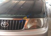 Cần bán xe Toyota Zace GL sản xuất 2005, màu xanh lam, 340tr