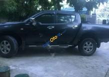 Cần bán lại xe Mitsubishi Triton GL 4x4 MT sản xuất 2011, màu đen