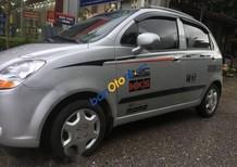 Bán Chevrolet Spark đời 2010, gầm bệ chắc chắn, bồn lốp còn mới đăng kiểm dài