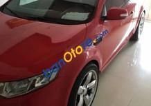 Xe Kia Cerato sản xuất năm 2010, màu đỏ như mới