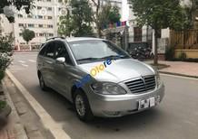 Bán xe Ssangyong Stavic 2009, xe đăng ký biển Hà Nội cuối 2009