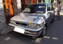 Xe Kia Pride năm sản xuất 2004, màu bạc