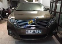 Bán Toyota Venza 2.7AT đời 2010, màu nâu, nhập khẩu