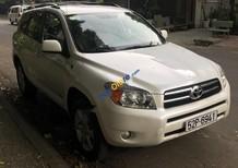 Bán ô tô Toyota RAV4 Limited 2.4 AT sản xuất 2008, màu trắng, xe gia đình