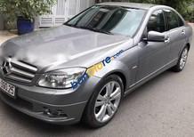 Bán Mercedes C200 CGI năm 2011, màu xám, giá tốt
